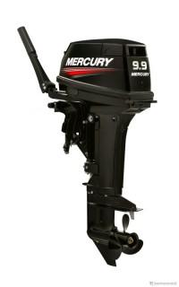 Motor de popa Mercury 9.9HP 2T