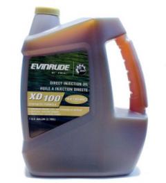 Óleo XD-100 Evinrude